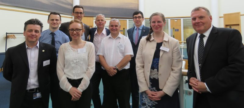 Stratego Project local district heating stakeholder events